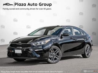 New 2021 Kia Forte EX Premium IVT for sale in Orillia, ON