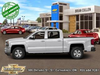 Used 2018 Chevrolet Silverado 1500 LT  - Low Mileage for sale in St Catharines, ON