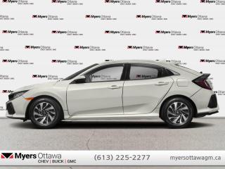 Used 2018 Honda Civic Hatchback LX  -  Heated Seats for sale in Ottawa, ON