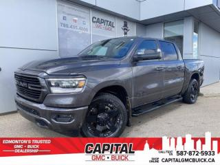 Used 2019 RAM 1500 Sport * Full Leather * PANO * TECH * for sale in Edmonton, AB