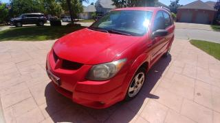 Used 2003 Pontiac Vibe 4DR WGN AWD for sale in Windsor, ON