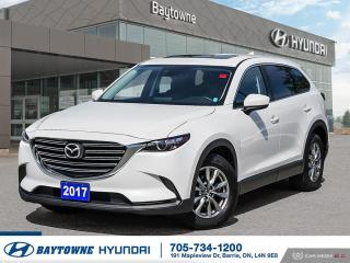 Used 2017 Mazda CX-9 GS AWD for sale in Barrie, ON