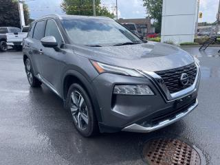 Used 2021 Nissan Rogue Platinum for sale in Cornwall, ON