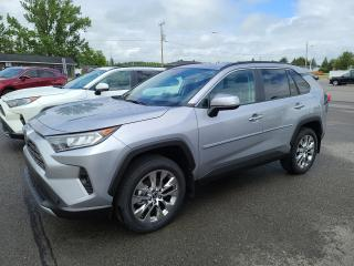 New 2021 Toyota RAV4 LIMITED  for sale in North Temiskaming Shores, ON