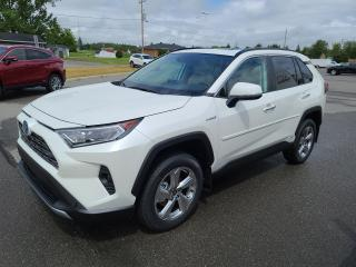 New 2021 Toyota RAV4 Hybrid Limited for sale in North Temiskaming Shores, ON