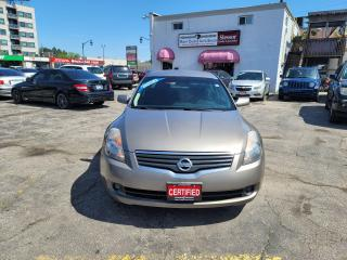 Used 2007 Nissan Altima S for sale in Brantford, ON