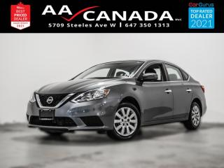 Used 2017 Nissan Sentra SV for sale in North York, ON