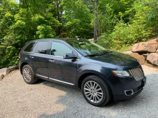 Used 2013 Lincoln MKX TOP OF THE LINE! ONLY 129,795 KMS!! for sale in Toronto, ON