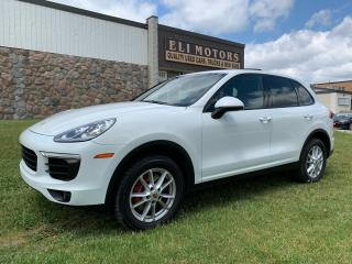 Used 2016 Porsche Cayenne S PACKAGE  NAVI PANO ROOF  REAR CAM for sale in North York, ON