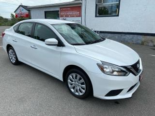 Used 2018 Nissan Sentra SV ** BACK CAM, HTD SEATS , BLUETOOTH  ** for sale in St Catharines, ON