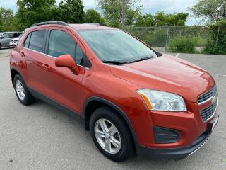 Used 2014 Chevrolet Trax LT ** AWD, BACK CAM, AUTOSTART  ** for sale in St Catharines, ON