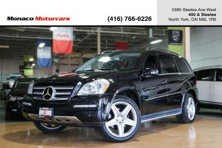Used 2011 Mercedes-Benz GL-Class GL550 4MATIC - AMG|DVD|BLINDSPOT|NAVI|BACKUP for sale in North York, ON