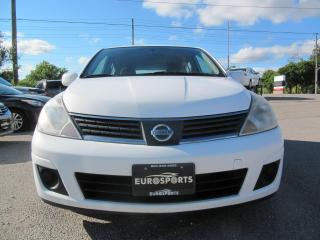 Used 2007 Nissan Versa for sale in Newmarket, ON