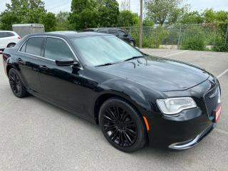 Used 2017 Chrysler 300 LIMITED ** NAV, BACK CAM, HTD LEATH, AUTOSTART  ** for sale in St Catharines, ON
