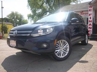 Used 2016 Volkswagen Tiguan for sale in Oshawa, ON