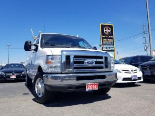 Used 2014 Ford Econoline No accidents | E-250 Commercial | Certified for sale in Brampton, ON