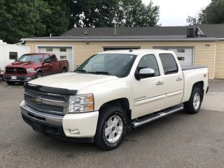 Used 2011 Chevrolet Silverado 1500 LT for sale in Mount Brydges, ON