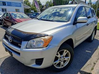 Used 2010 Toyota RAV4 7 PASSENGER AWD for sale in Ottawa, ON