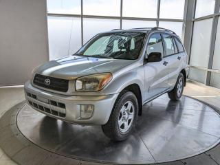 Used 2003 Toyota RAV4 for sale in Edmonton, AB