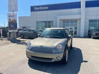 Used 2010 MINI Cooper Clubman COPPER CLUBMAN/LEATHER/SUNROOF/HEATEDSEATS for sale in Edmonton, AB