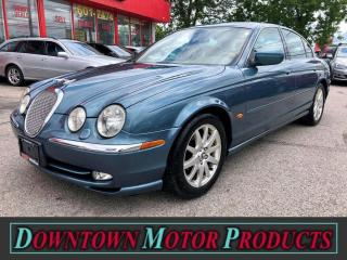 Used 2000 Jaguar S-Type 3.0L for sale in London, ON
