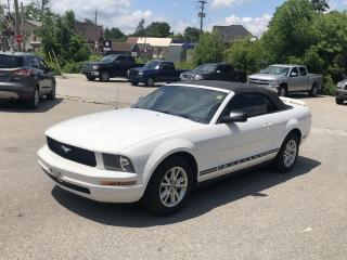 Used 2007 Ford Mustang for sale in Mount Brydges, ON