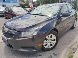Used 2014 Chevrolet Cruze SUNROOF 1LT for sale in Ottawa, ON