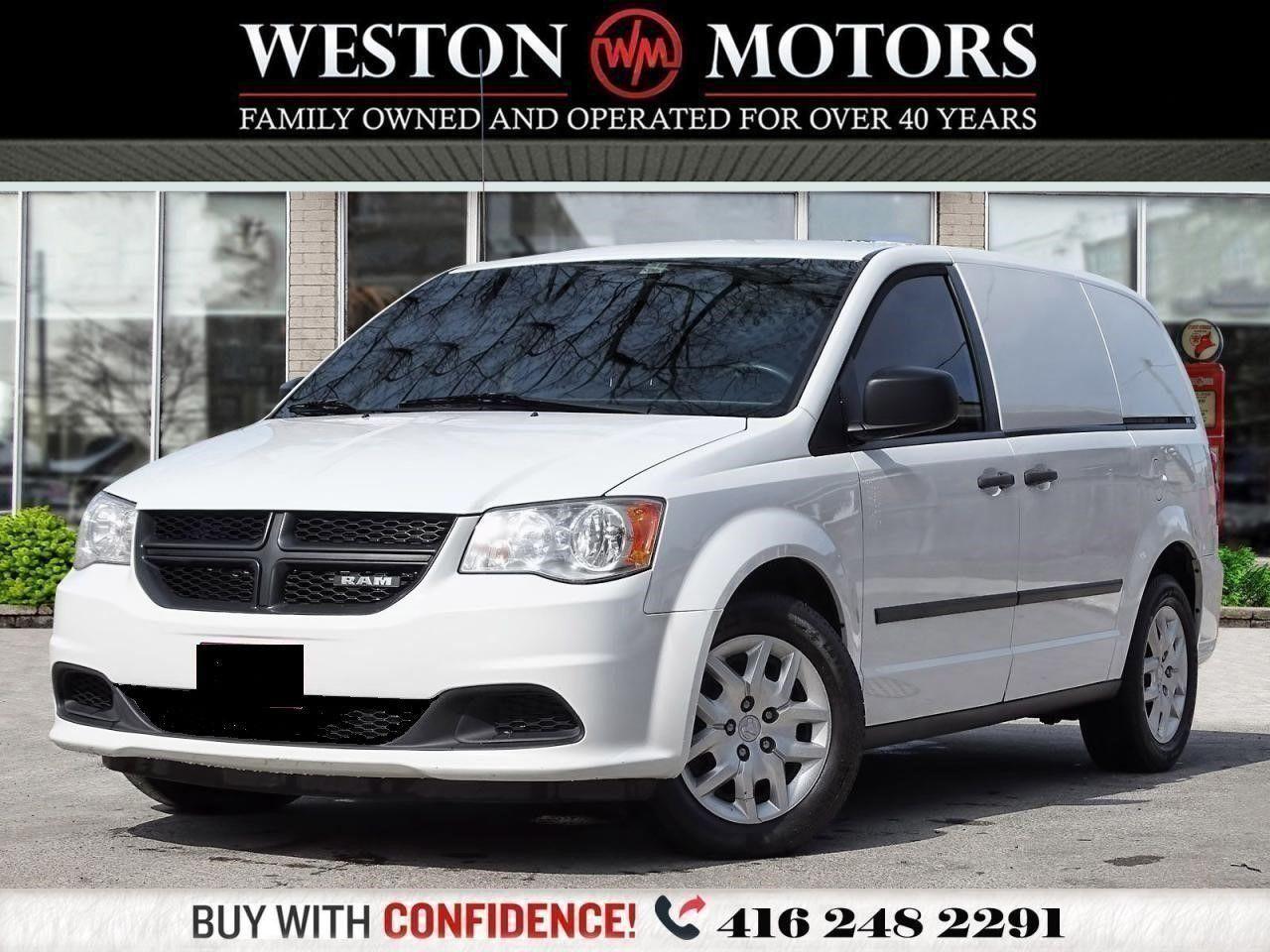 2015 Dodge Ram Van *3.6L*CARGO VAN*SHELVING*