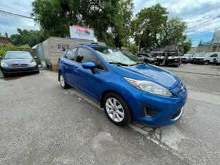 Used 2011 Ford Fiesta SE for sale in Toronto, ON