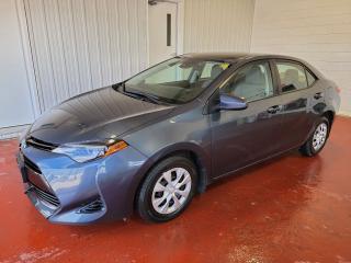 Used 2017 Toyota Corolla sedan for sale in Pembroke, ON