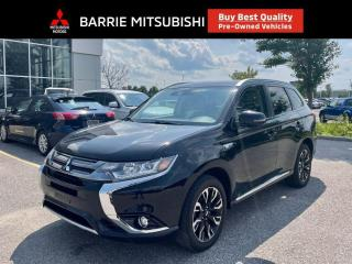 Used 2018 Mitsubishi Outlander Phev GT for sale in Barrie, ON