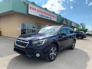 Used 2018 Subaru Outback 3.6R Limited 3.6R LIMITED | 1 OWNER! | ACCIDENT FREE! | SERVICED AT SUBARU! for sale in Bolton, ON