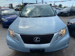 Used 2010 Lexus RX 350 LIMITED for sale in Gloucester, ON