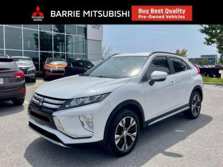 Used 2018 Mitsubishi Eclipse Cross LE AWD for sale in Barrie, ON