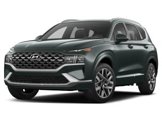 New 2021 Hyundai Santa Fe ULTIMATE CALLIGRAPHY  AWD for sale in North Bay, ON