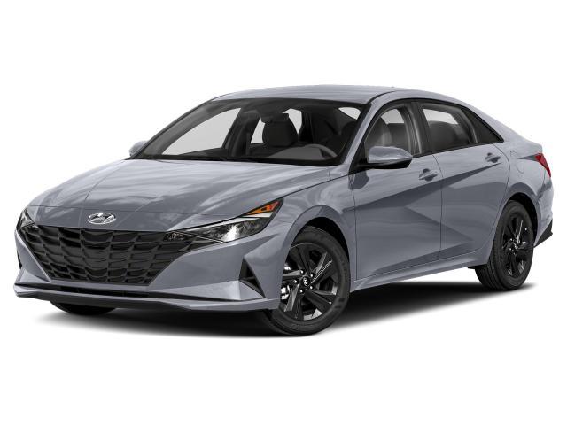 2021 Hyundai Elantra PREFERRED W/SUN & TECH PACKAGE FWD
