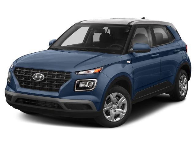 2021 Hyundai Venue Trend