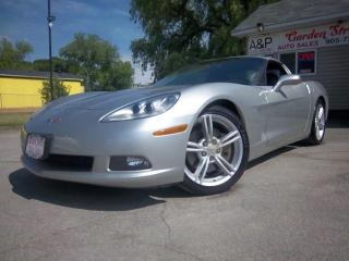 Used 2008 Chevrolet Corvette for sale in Oshawa, ON