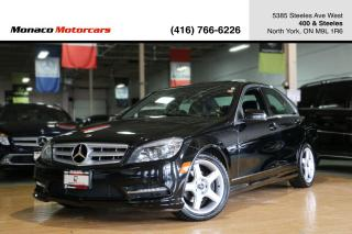Used 2011 Mercedes-Benz C-Class C250 4MATIC - LEATHER|SUNROOF|HEATED SEATS for sale in North York, ON