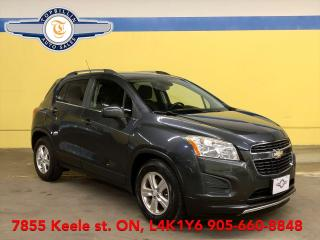 Used 2013 Chevrolet Trax LT Only 98K km, 2 Years Warranty for sale in Vaughan, ON