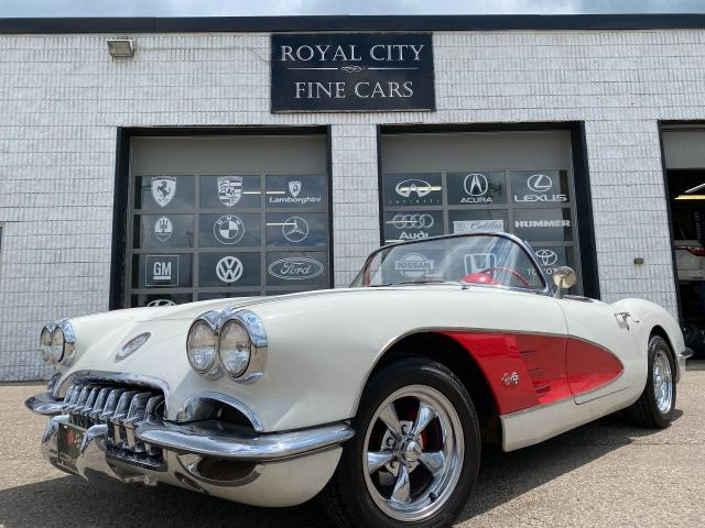 1959 Chevrolet Corvette C1 Convertible Excellent Condition