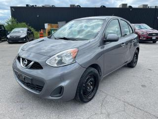 Used 2018 Nissan Micra SV for sale in North York, ON