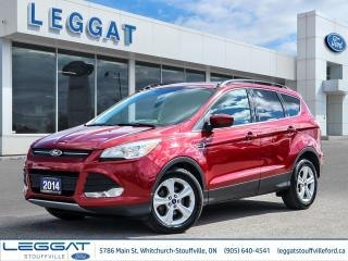 Used 2014 Ford Escape SE for sale in Stouffville, ON