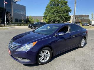 Used 2014 Hyundai Sonata Automatic, 4 Door, Air conditioner, 3 Years Warran for sale in Toronto, ON