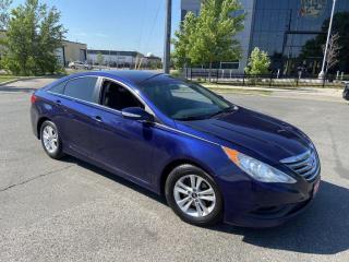 Used 2014 Hyundai Sonata Auto, 4 Door, Air conditioner, 3/Y Warranty Availa for sale in Toronto, ON