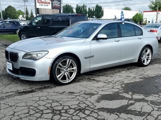 Used 2012 BMW 7 Series 4dr Sdn 750i xDrive AWD for sale in Kitchener, ON