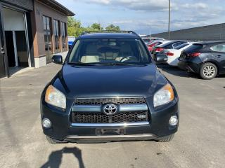 Used 2011 Toyota RAV4 LIMITED  for sale in Hamilton, ON
