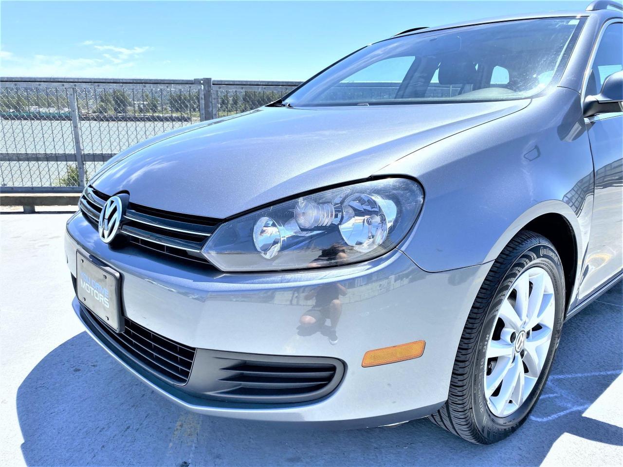 2012 Volkswagen Golf Wagon
