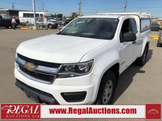 Used 2016 Chevrolet Colorado WT EXT CAB 2.5L 2WD for sale in Calgary, AB