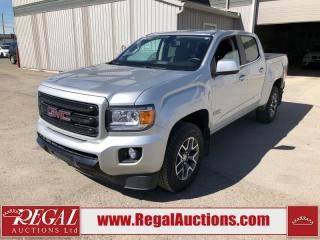 Used 2018 GMC Canyon ALL Terrain CREW CAB SWB 4WD 3.6L for sale in Calgary, AB
